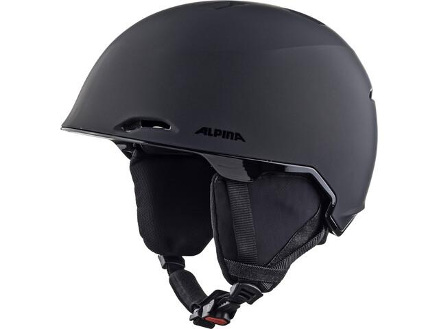 Alpina Maroi Casque de ski, black matt